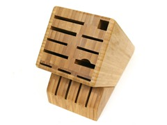 TruBamboo 15 Slot Knife Block