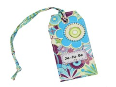 Dizzy Daisies Be Tagged 6-Pack of Bag Tags