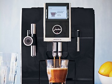 Jura & Capresso Coffee Machines