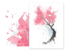 Blossom Poster