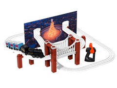 Little Lines Polar Express Playset