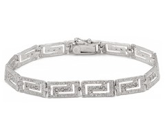 1/4cttw Diamond Bracelet
