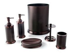 Pembroke 6-PC Oil Rubbed Bronze Bath Set
