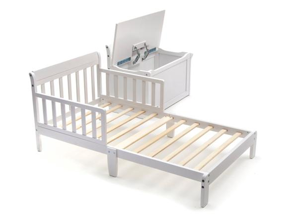 Delta Toddler Bed Amp Toy Box