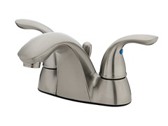 Ferrara Lavatory Faucet, Brushed Nickel
