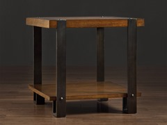 Mindy Veneer End Table