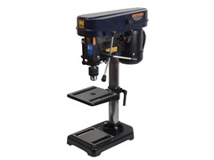 8-Inch Drill Press with Laser