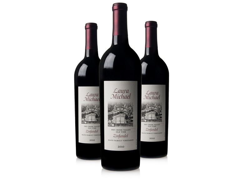 Laura Michael Dry Creek Valley Zinfandel (3)
