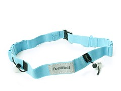 Gel Ready Race Number Belt - Surf Blue