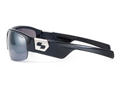 Sundog Evo Sunglasses - Black/Smoke