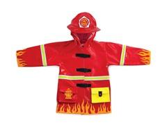 Fireman Raincoat (2T-6X)