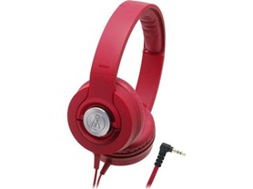 Audio-Technica Solid Bass Over-Ear Headphones