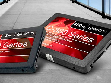 Centon Essential Solid State Drives