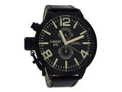 U-Boat Left Hook IFO Chrono LE, Black