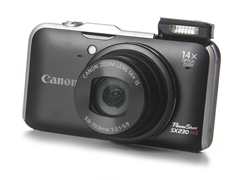 Canon Powershot 12.1MP Digital Camera