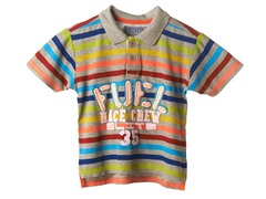 Fuel Stripe Polo (4-7)
