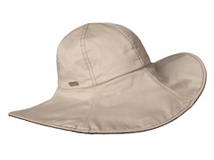 Collins AveFloppy Brim Sun Hat, Natural
