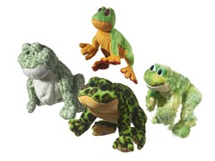 Webkinz Frogs Bundle - 4pc