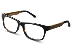 Fairfax Optical Frame, Olive Oak