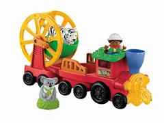 Little People Animal Zoo Train