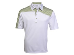 Rogue Polo - White/Alloy