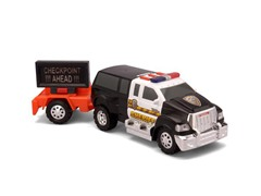 Roadway Rig Sheriff Truck