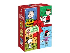 Peanuts Holiday Collection DVD