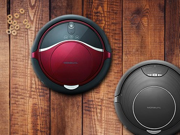 Moneual Robotic Vacuums & Accessories