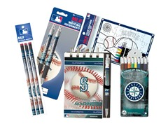 Seattle Mariners MLB Team Notepad Set