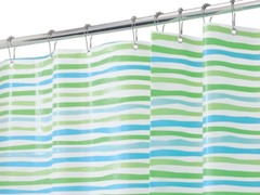 Interdesign Stripz Shower Curtain