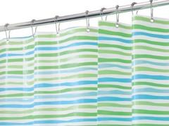 Interdesign Stripz Shower Curtain