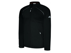 Storm Soft Shell Rain Jacket - Black