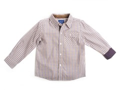 Oxford Shirt - Tattersall (2T-4T)