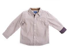 Oxford Shirt - Tattersall (2T-7)