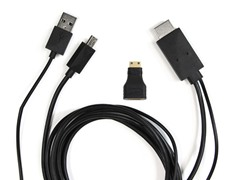 AAXA MHL Cable for Galaxy S3, S4 & Note2