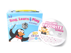 Songs for Kids - 20 CDs