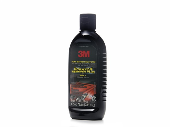 Car Paint Scratch Remover: 3M Scratch Remover Plus Or Shine Restorer