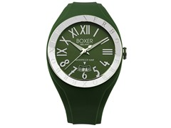 Men's BOX 40 GREEN Green Dial Watch