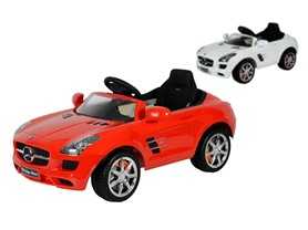 Mercedes SLS AMG 12V Ride-On - 2 Colors