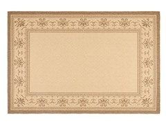 Courtyard 2-PC Rug Set - Natural/Brown