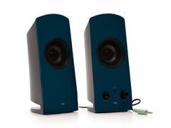 Cyber Acoustics 2.0 Speaker System