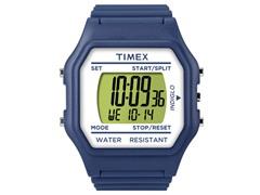Unisex Fashion Digitals Jumbo Blue Watch