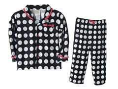 Absorba 2 Piece PJ's - Large Dots