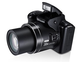 Samsung 16.3MP Digital Camera with 35x Optical Zoom