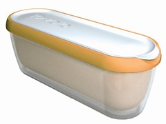 Glide-a-Scoop Ice Cream Tub: Orange Crush