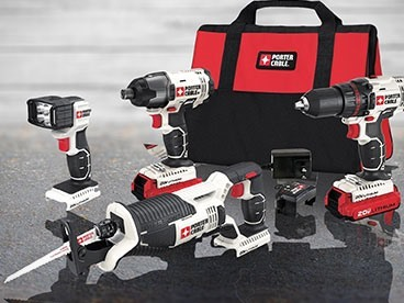 Porter-Cable Power Drills and Drivers