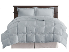 5-Pc Comforter Set - Silver - 2 Sizes