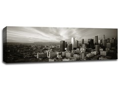 Los Angeles - BW