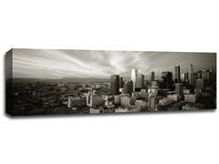 Los Angeles - BW
