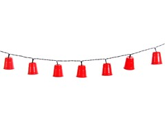Red Party Cup Mini String Lights